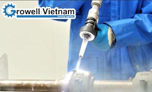 Các phương pháp làm sạch bề mặt kim loại – Growell Việt Nam