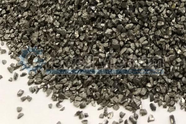 Bán hạt thép đa cạnh làm sạch bề mặt