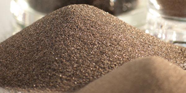 Hạt oxit nhôm nâu cho phun cát bia mộ
